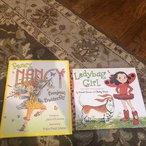 Fancy Nancy Book plus